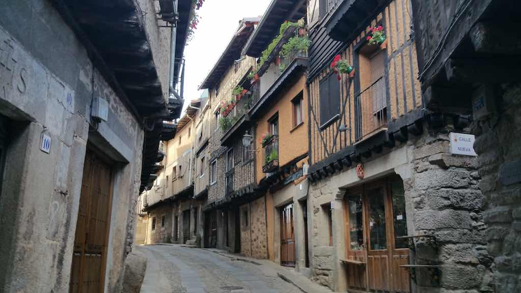 Castilla y Leon - La Alberca Traditional Homes