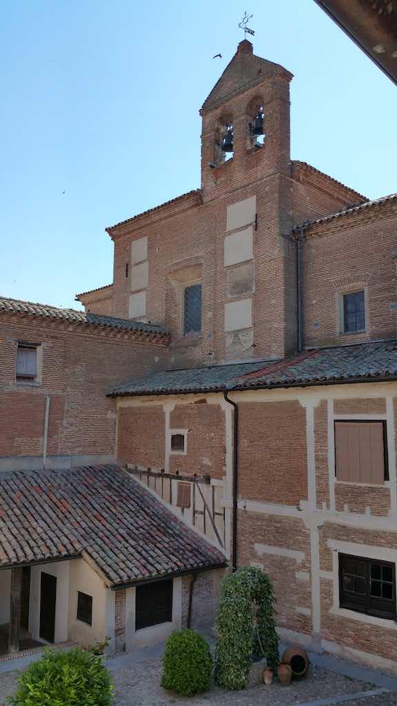 Castilla y Leon Medina del Campo The Monastery