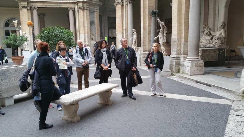 Walks of Italy Tour folks