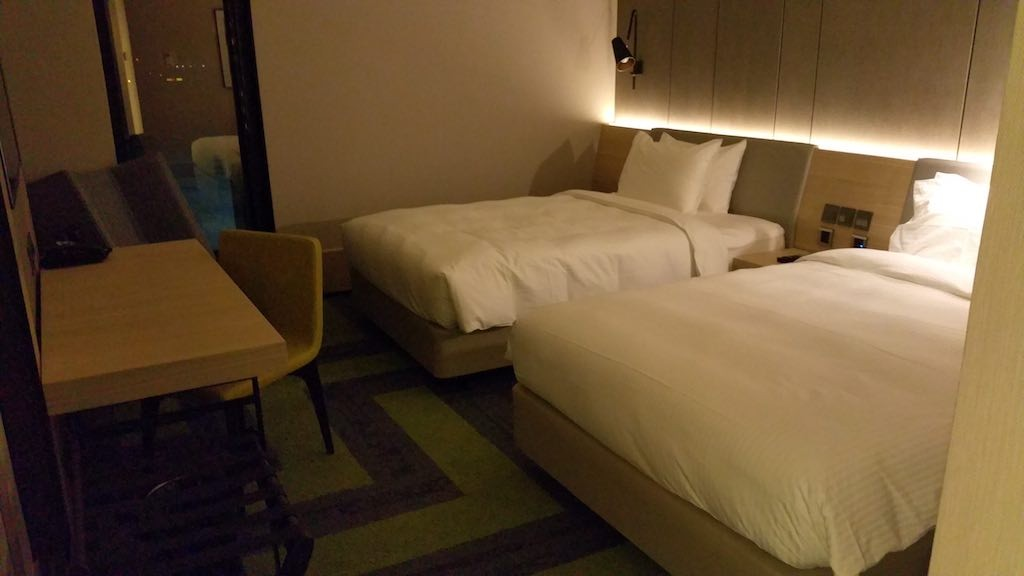 Aerotel Singapore Changi Airport Transit Hotel - Beds