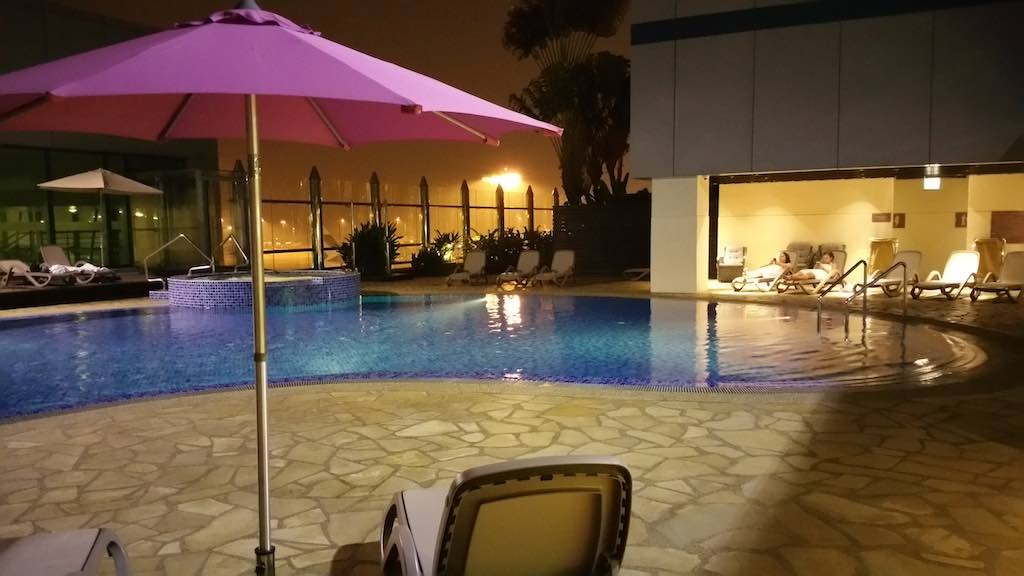 Aerotel Singapore Changi Airport Transit Hotel - Indoor/Outdoor Swimming Pool