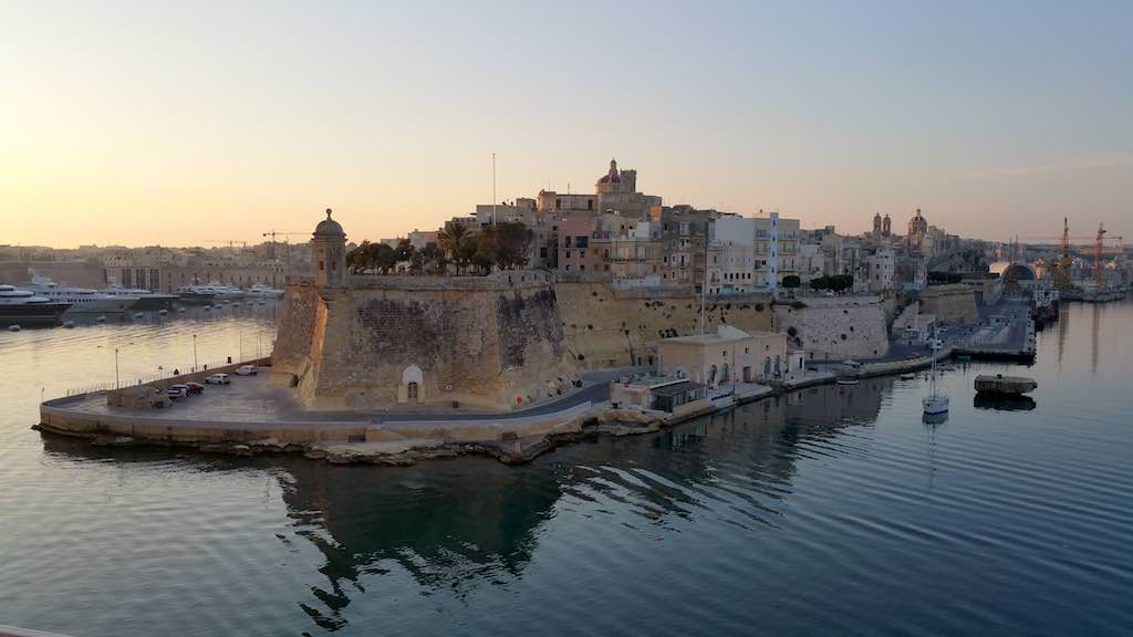 Malta - Port of Vallarta
