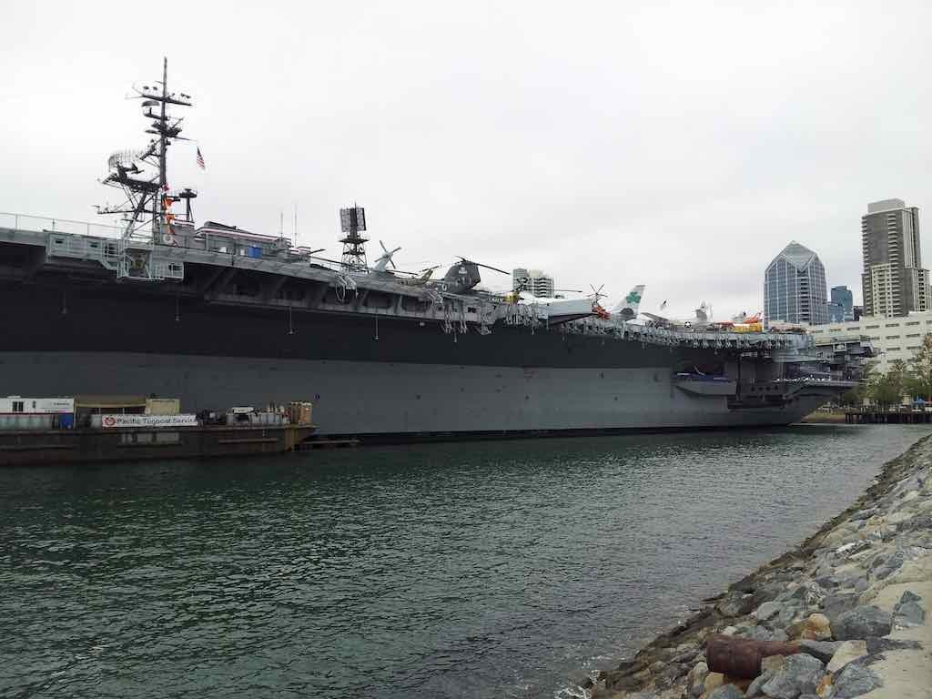 USS Midway San Diego, CA
