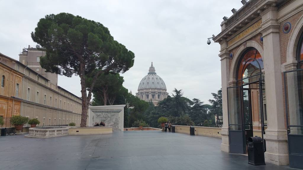 Vatican City - St. Peters Basilica