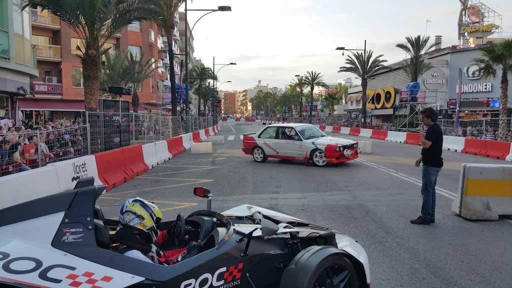 Lloret de Mar, Spain - Formula One Show