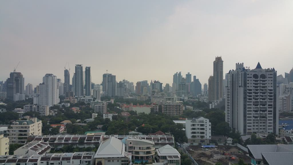 City View - Avani ATRIUM - Bangkok, Thailand
