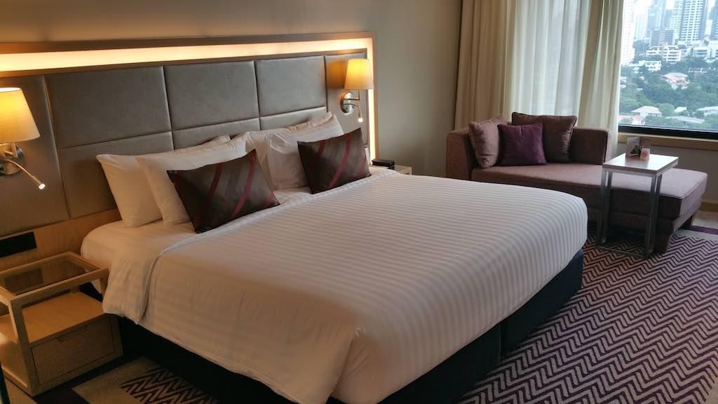 Deluxe Room Avani ATRIUM Bangkok