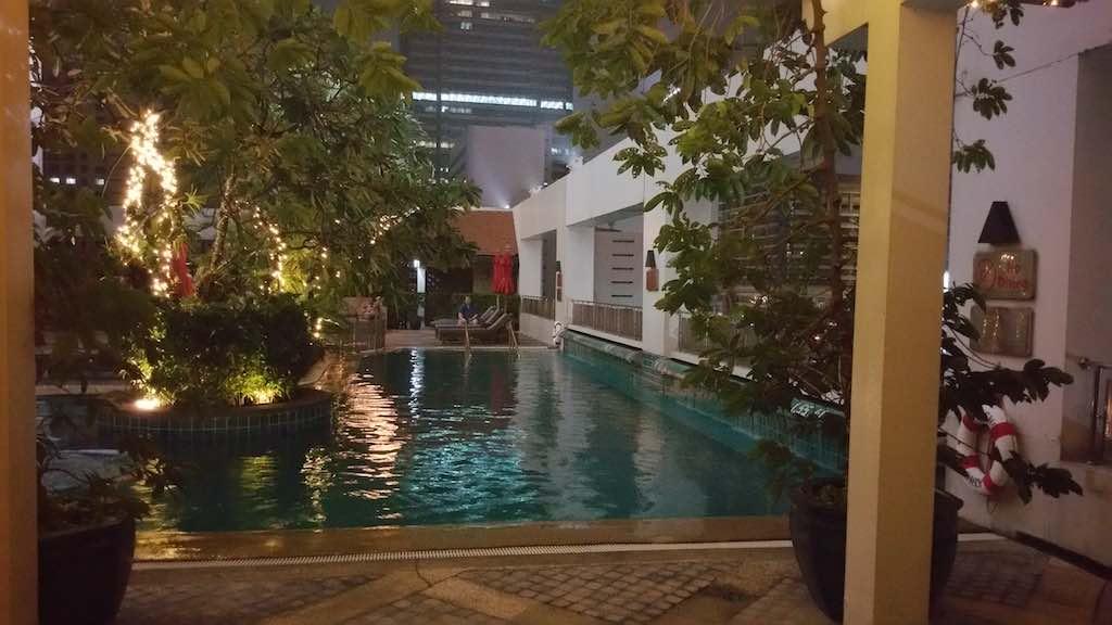 Pool Avani ATRIUM Bangkok