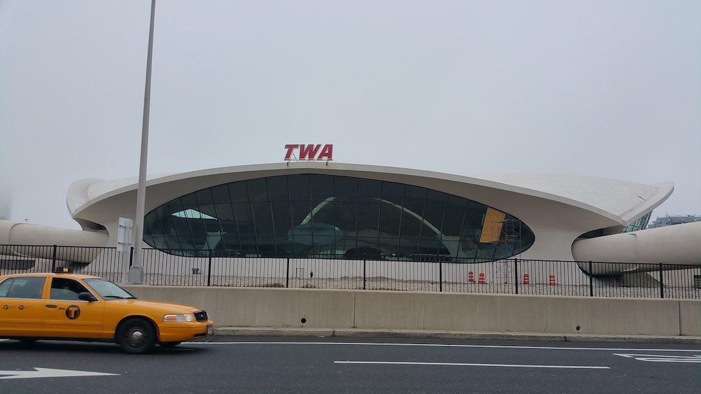 Nostalgia: TWA Terminal New York-JFK (JFK)