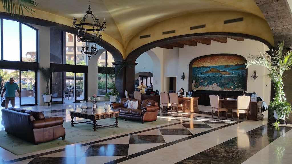 Villa del Palmar Loreto, Mexcico Lobby