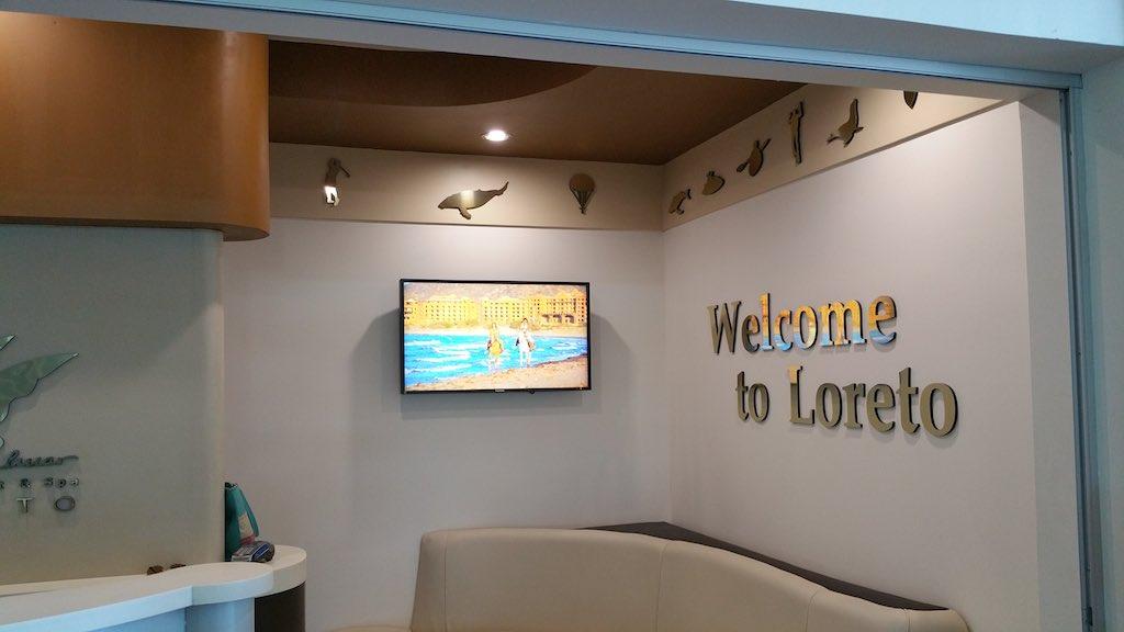 Villa del Palma rLoreto - Welcome to Loreto at Airport