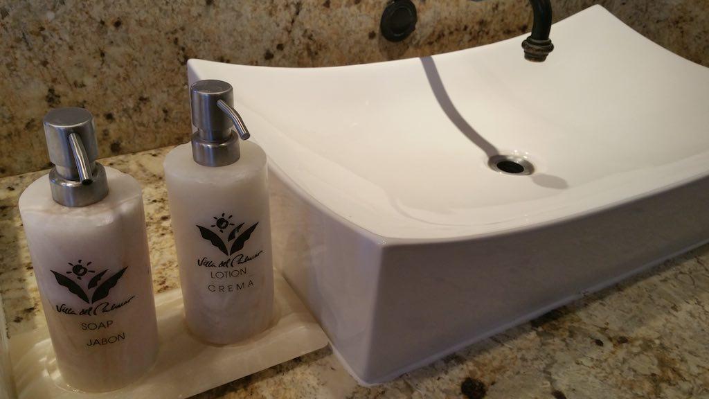 Villa del Palmar Loreto. Mexico Bathroom Amenities