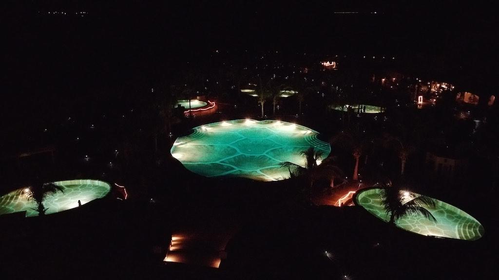 Villa del Palmar Loreto, Mexico View from Room