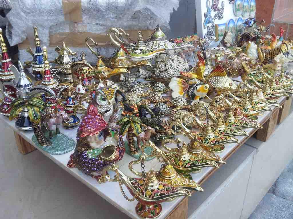 Muscat Oman Lamps