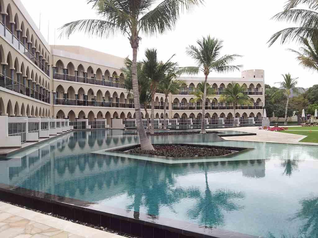 Muscat Oman Ritz Carlton