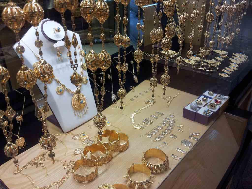 Muscat Oman Soux Gold