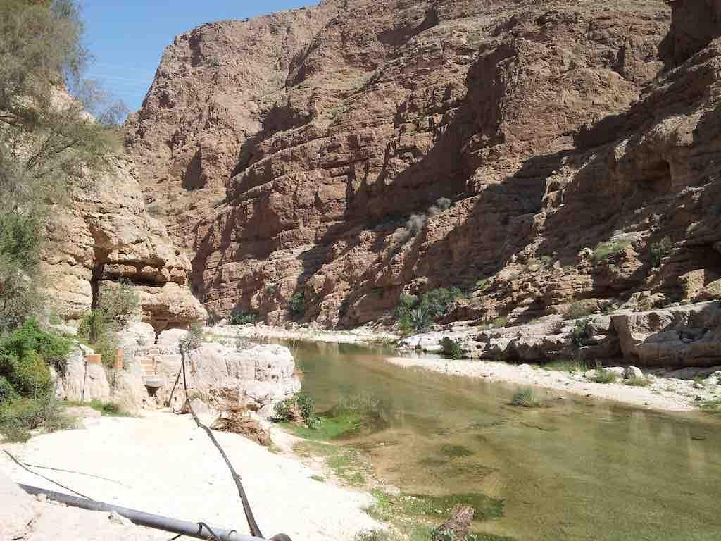 Muscat Oman - Wadi