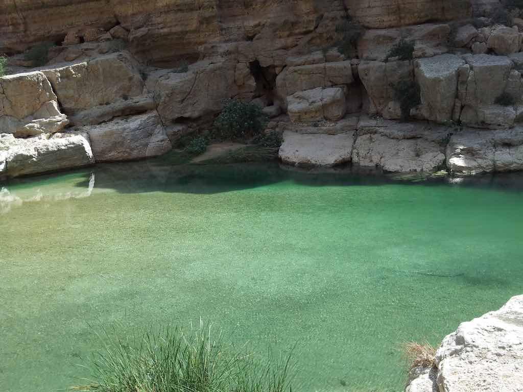 Muscat Oman Wadi