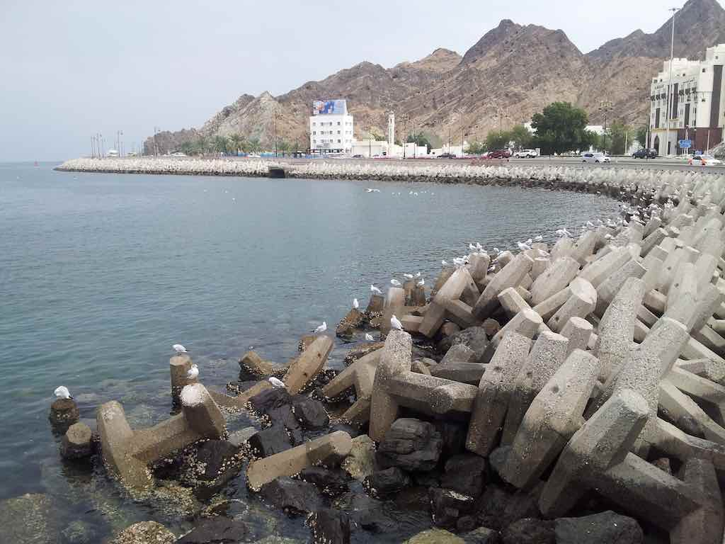 Muscat Oman Waterfront