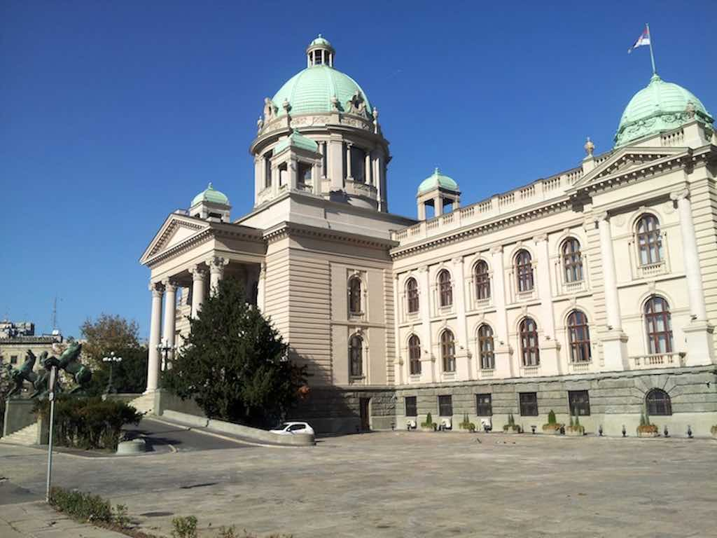 Belgrade Parliament