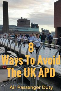 8 Ways To Avoid The UK APD