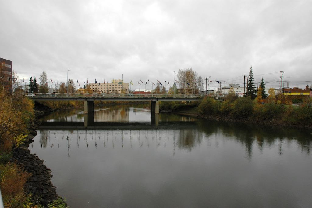 Fall Foliage - Fairbanks, AK