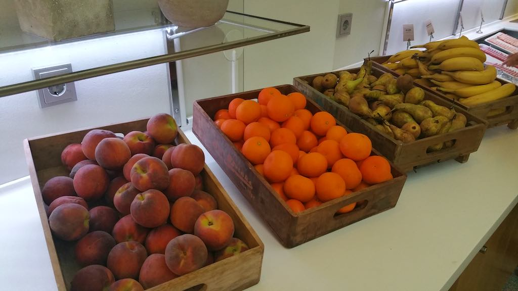 Choice Hotel Sign Stockholm - Breakfast Fruits
