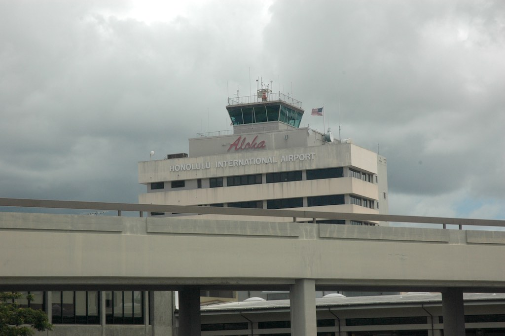 Honolulu International Airport, Honolulu, HI (HNL)
