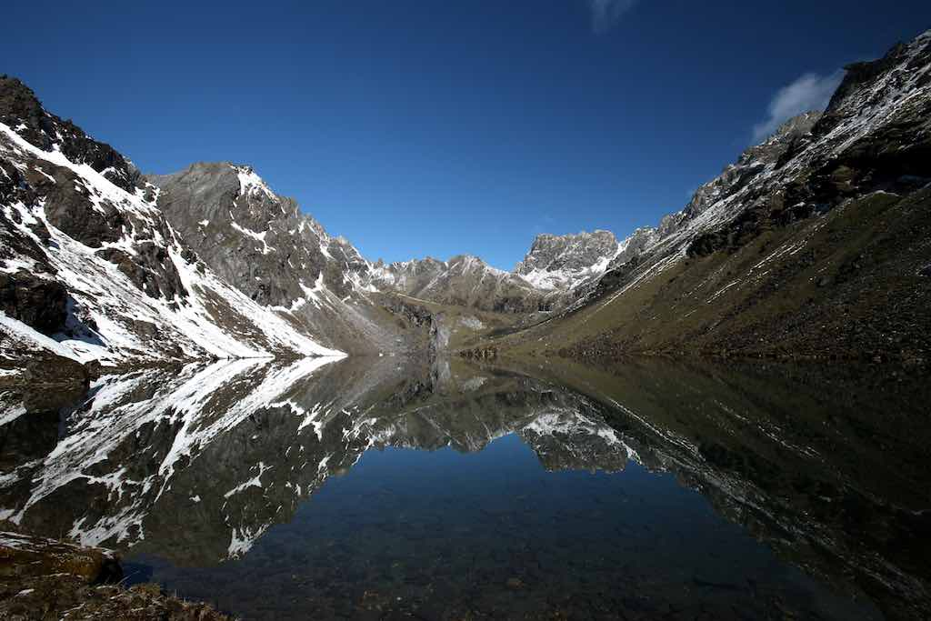 Bhutan Lake