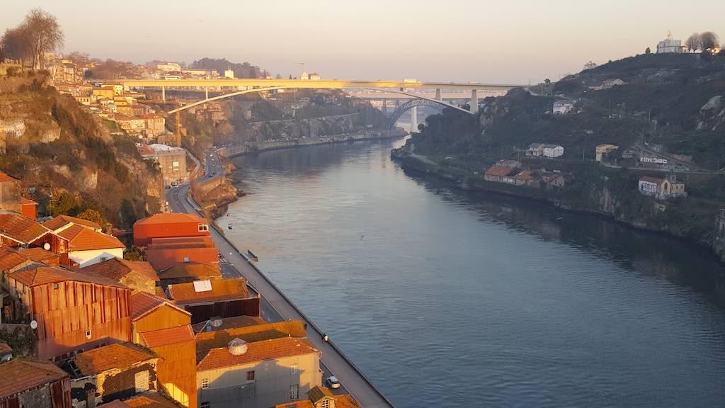 Porto, Portugal - Bridge