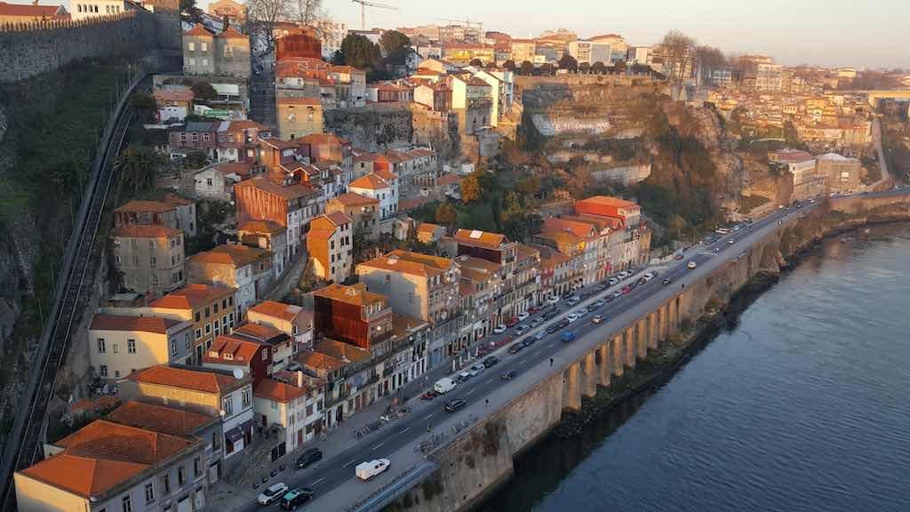 Porto, Portugal - Funicular