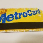 New York, NY - MTA Metro Card