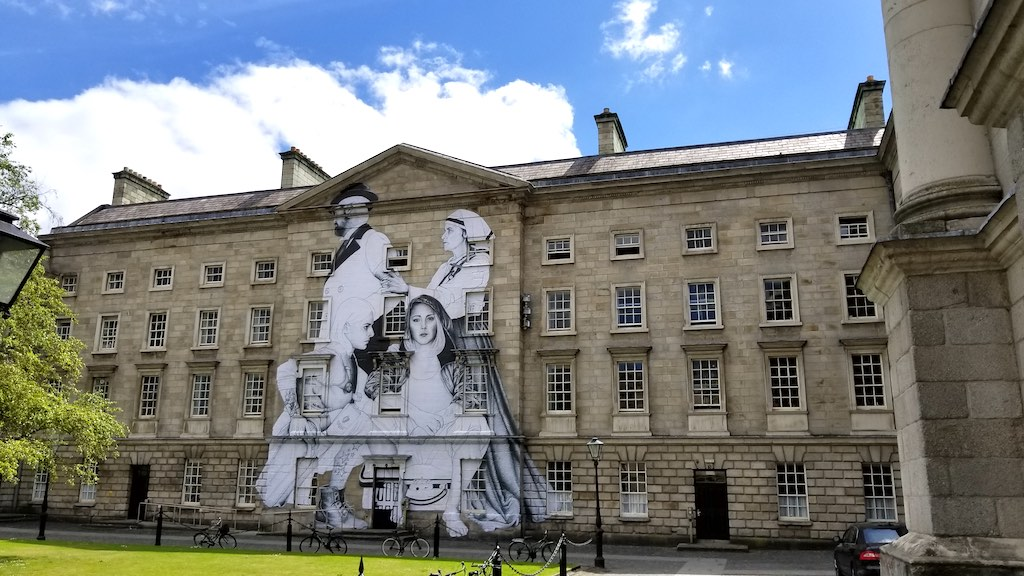Trinity College - Accommodations