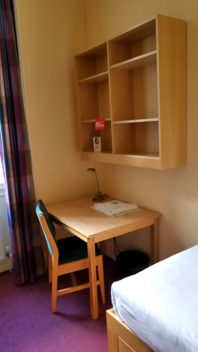Trinity College - Accommodations Desk