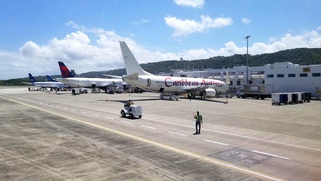 Donald Sangster International Airport, Montego Bay, Jamaica
