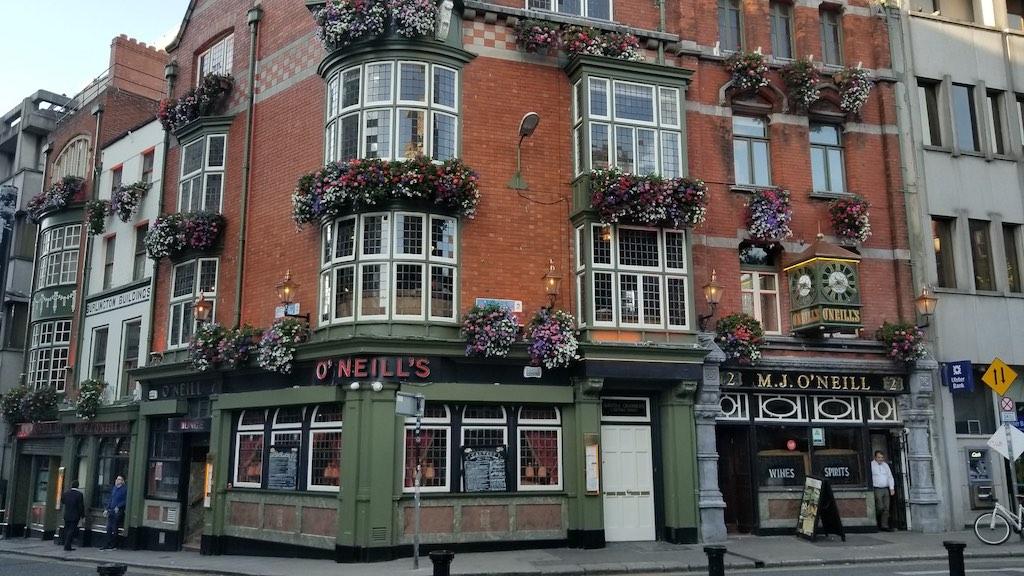 Dublin, Ireland - Oneill's Pub