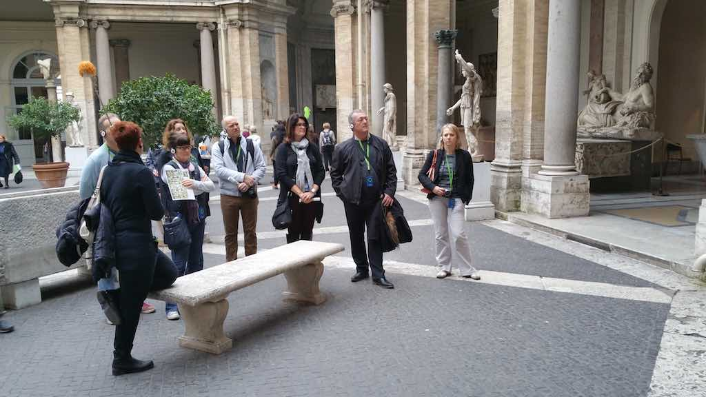 Walks of Italy Tour folks