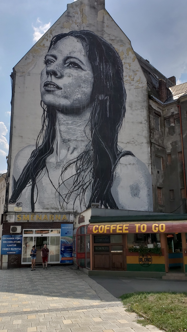 Ostrava, Czech Republic - Coffee To Go
