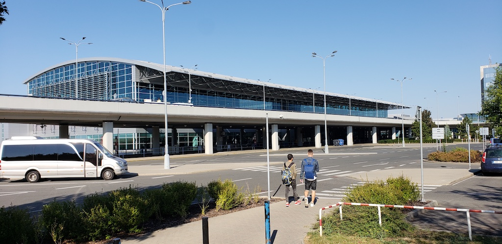 Prague, Czech Republic - Prague Airport