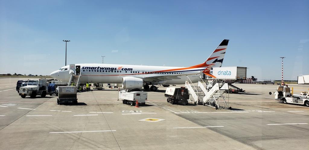 Prague, Czech Republic Prague Airport - SmartWings