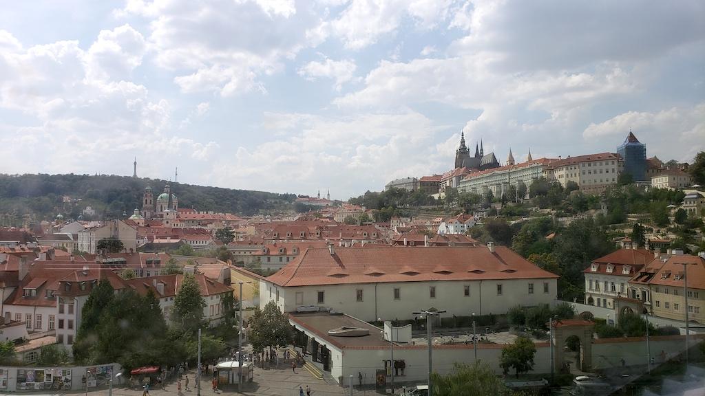Prague, Czech Republic - Prague Castle View
