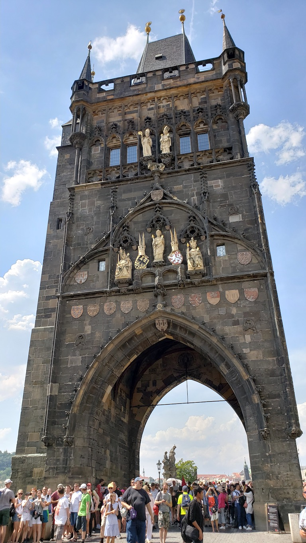 Prague, Czech Republic - St. Charles Bridge