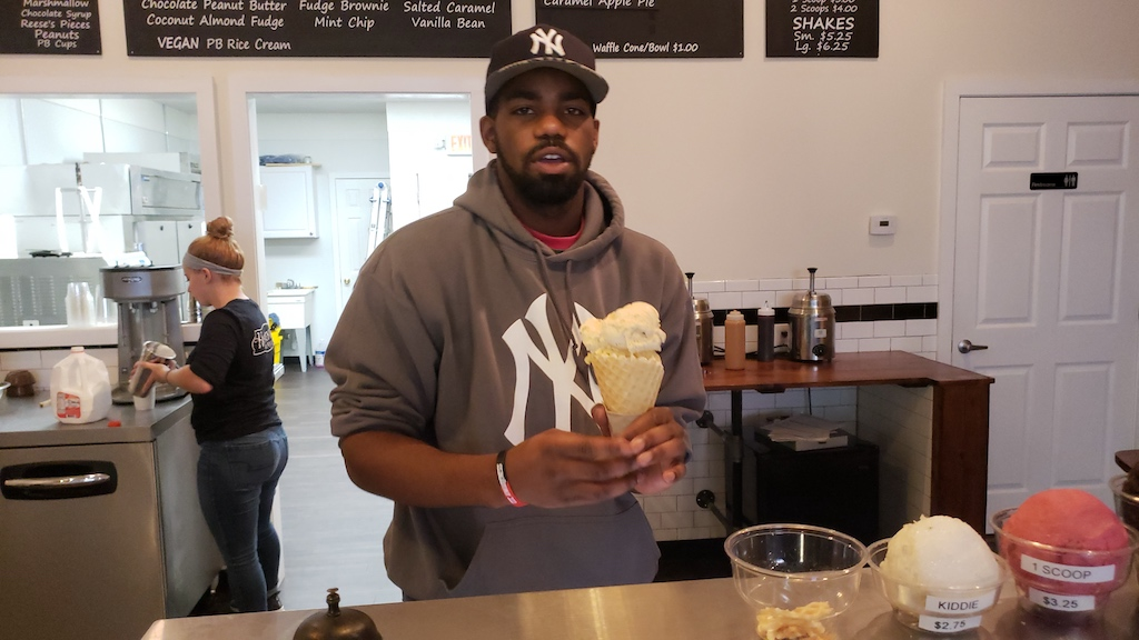 Corning, NY - Dippity Do Dahs Homemade Ice Cream