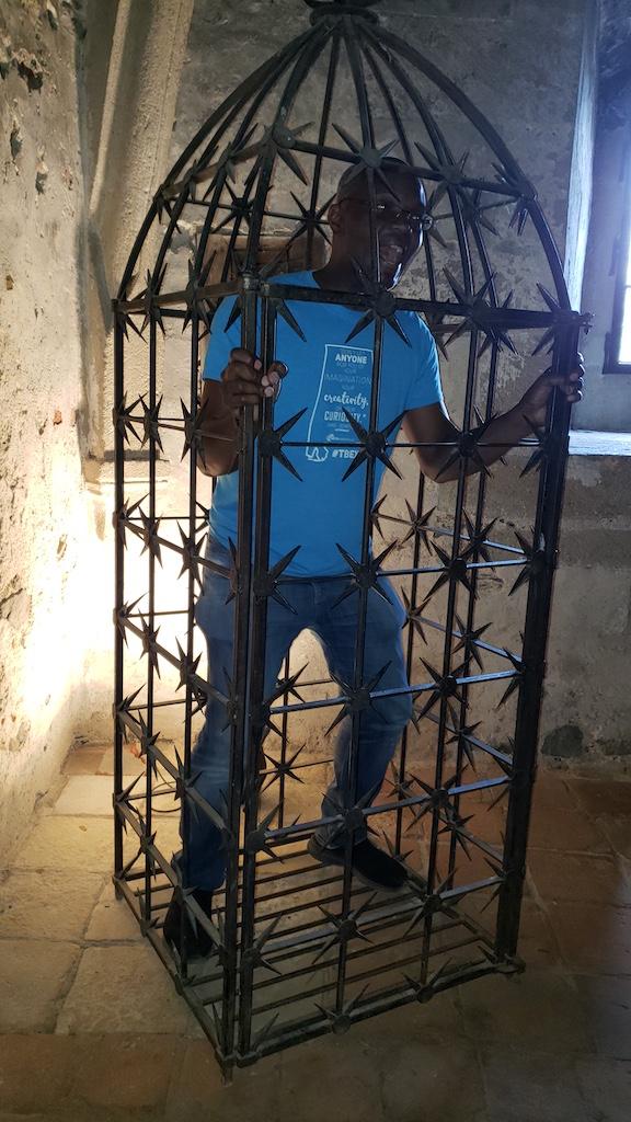 Křivoklát Castle - Castle Medieval prison