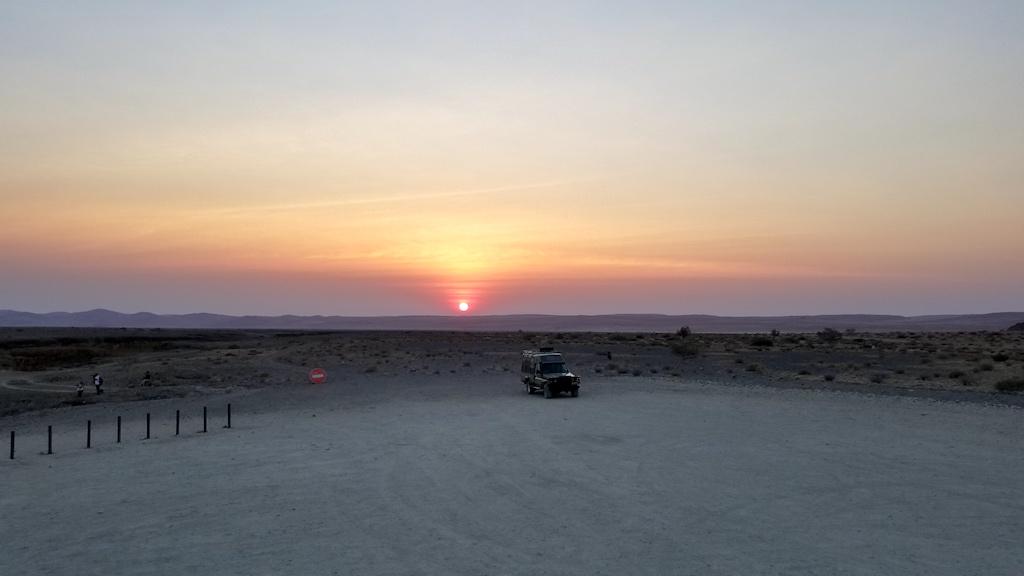 Wild Dog Safaris - Sesreim Canyon, Sesreim, Namibia - Sunset