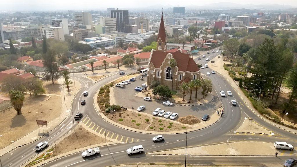 Wild Dog Safaris - Windhoek, Namibia - Christ Church