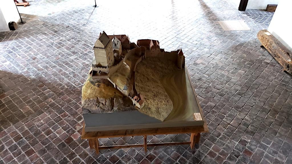 Karlštejn Castle - Model