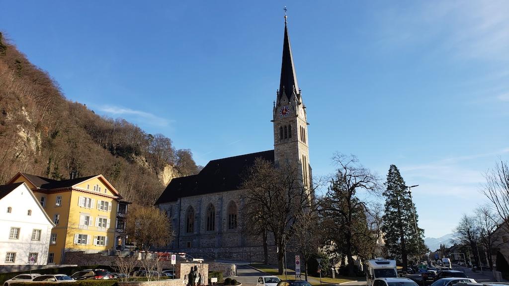 Vaduz, Liechtenstein - Cathedral