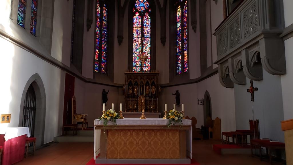 Vaduz, Liechtenstein - Cathedral Altar