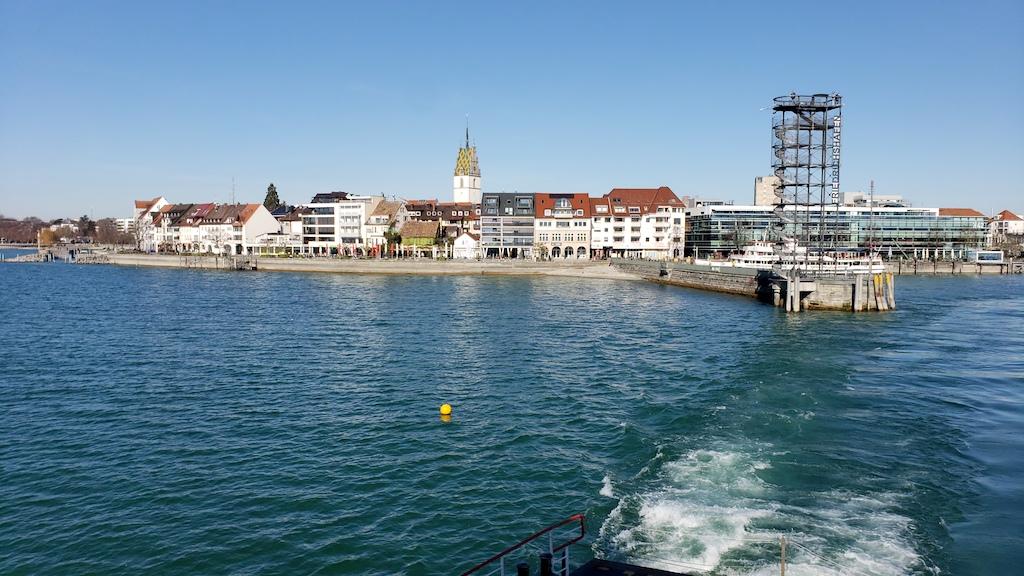 Vaduz, Liechtenstein - Friedrichshafen, Germany